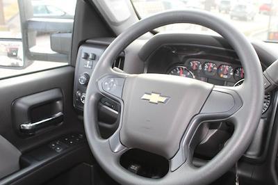 2021 Silverado Medium Duty Regular Cab DRW 4x4,  Cab Chassis #629008 - photo 7