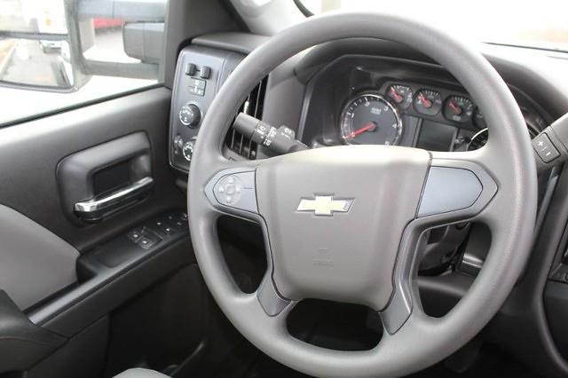 2021 Silverado Medium Duty Regular Cab DRW 4x4,  Cab Chassis #689238 - photo 7