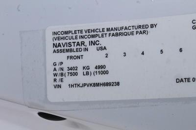 2021 Silverado Medium Duty Regular Cab DRW 4x4,  Cab Chassis #689238 - photo 14