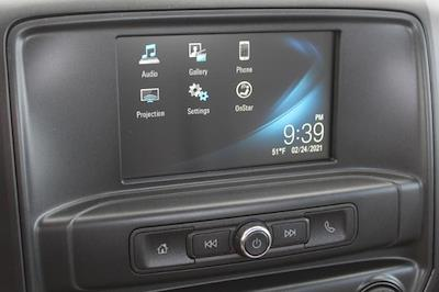 2021 Silverado Medium Duty Regular Cab DRW 4x4,  Cab Chassis #689238 - photo 9