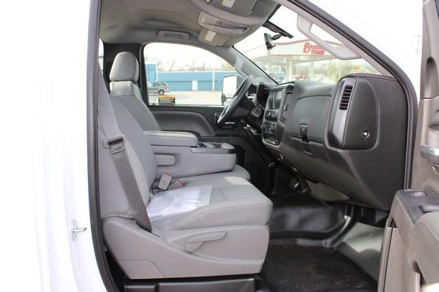 2021 Silverado Medium Duty Regular Cab DRW 4x4,  Cab Chassis #689239 - photo 4