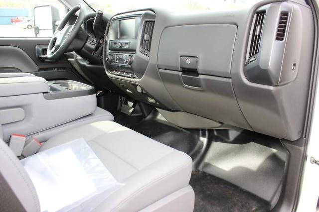 2021 Silverado Medium Duty Regular Cab DRW 4x4,  Cab Chassis #689239 - photo 5