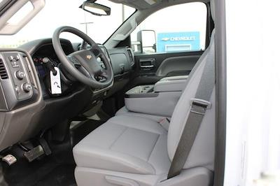 2021 Silverado Medium Duty Regular Cab DRW 4x4,  Cab Chassis #689239 - photo 6