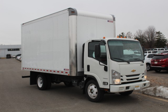 2018 LCF 4500 Regular Cab,  Cab Chassis #810483 - photo 3