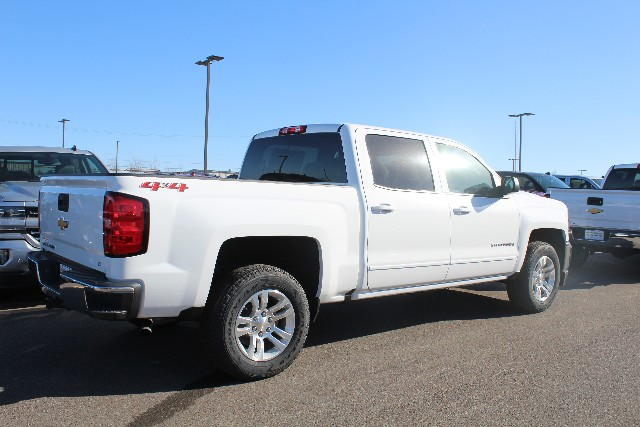 2018 Silverado 1500 Crew Cab 4x4,  Pickup #JG261358 - photo 2