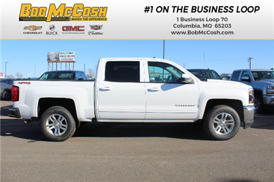 2018 Silverado 1500 Crew Cab 4x4,  Pickup #JG261358 - photo 1