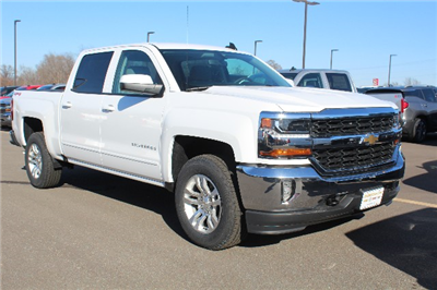 2018 Silverado 1500 Crew Cab 4x4,  Pickup #JG261358 - photo 3