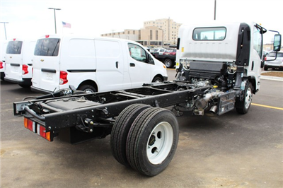 2017 Low Cab Forward Regular Cab 4x2,  Cab Chassis #K00825 - photo 2