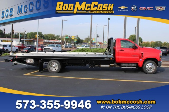 2019 Chevrolet Silverado Medium Duty Regular Cab DRW 4x2, Miller Industries Rollback Body #KH805398 - photo 1