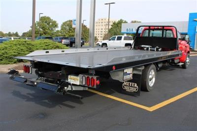 2019 Chevrolet Silverado Medium Duty Regular Cab DRW 4x2, Miller Industries Vulcan Rollback Body #KH805398 - photo 2