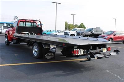 2019 Chevrolet Silverado Medium Duty Regular Cab DRW 4x2, Miller Industries Vulcan Rollback Body #KH805398 - photo 5
