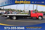2019 Chevrolet Silverado Medium Duty Regular Cab DRW 4x2, Miller Industries Vulcan Rollback Body #KH805398 - photo 1
