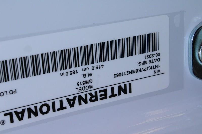2021 Silverado Medium Duty Regular Cab DRW 4x4,  Cab Chassis #MH211062 - photo 12