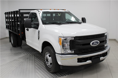 2017 F-350 Regular Cab DRW, General Stake Bed #H101336 - photo 1
