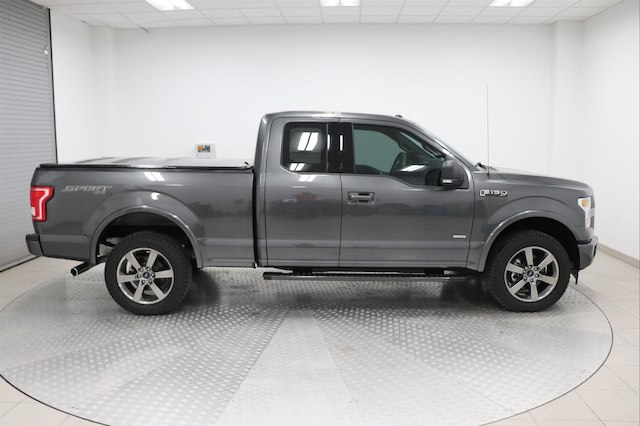 2017 F-150 Super Cab 4x4,  Pickup #H101739 - photo 2