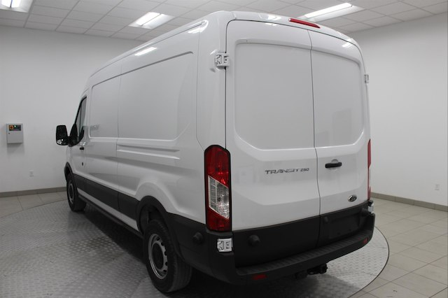 2017 Transit 250 Medium Roof, Weather Guard Van Upfit #H120032 - photo 2