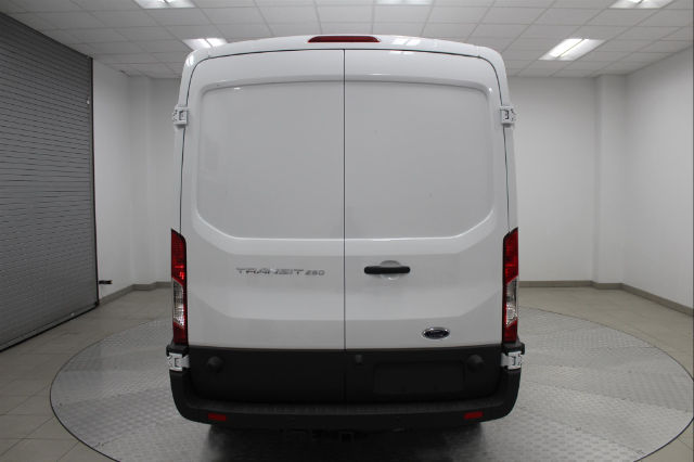 2017 Transit 250 Medium Roof, Weather Guard Van Upfit #H120032 - photo 5