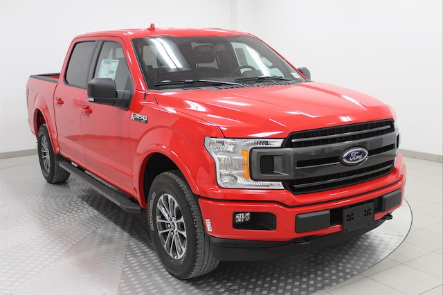2018 F-150 Crew Cab 4x4, Pickup #J100054 - photo 1