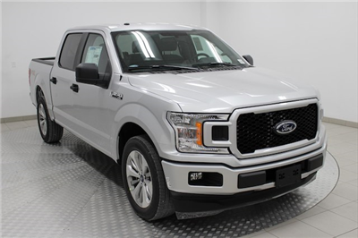 2018 F-150 Crew Cab, Pickup #J100105 - photo 1
