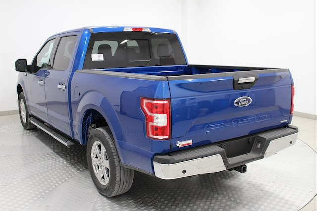 2018 F-150 SuperCrew Cab, Pickup #J100106 - photo 2