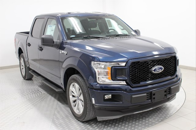 2018 F-150 Crew Cab, Pickup #J100108 - photo 1