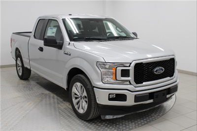 2018 F-150 Super Cab, Pickup #J100170 - photo 1