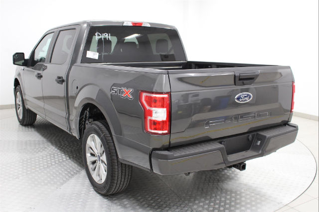 2018 F-150 SuperCrew Cab, Pickup #J100176 - photo 2