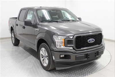 2018 F-150 SuperCrew Cab, Pickup #J100176 - photo 1