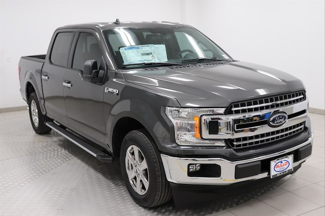 2018 F-150 Crew Cab, Pickup #J100179 - photo 1