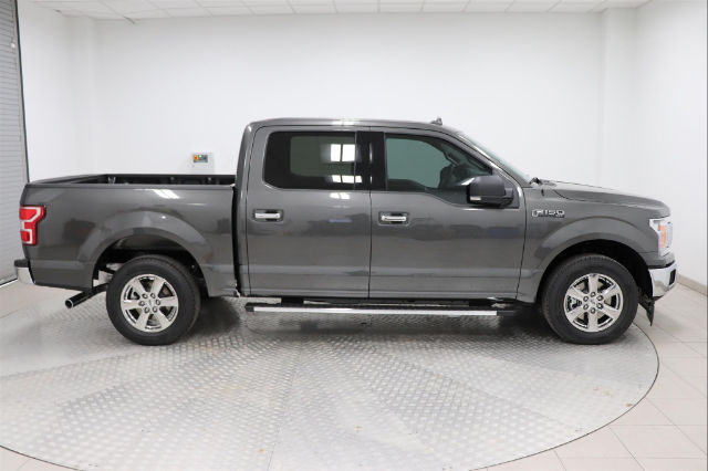 2018 F-150 Crew Cab, Pickup #J100179 - photo 3