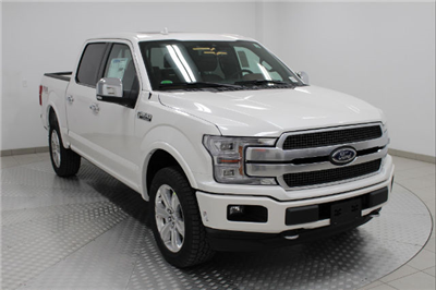 2018 F-150 SuperCrew Cab 4x4, Pickup #J100187 - photo 1