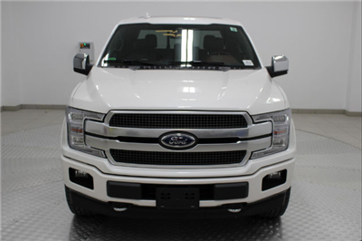 2018 F-150 SuperCrew Cab 4x4, Pickup #J100187 - photo 4