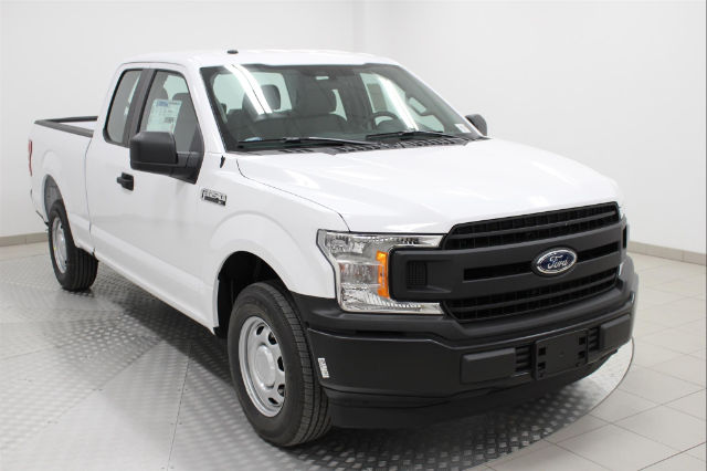 2018 F-150 Super Cab, Pickup #J100192 - photo 1