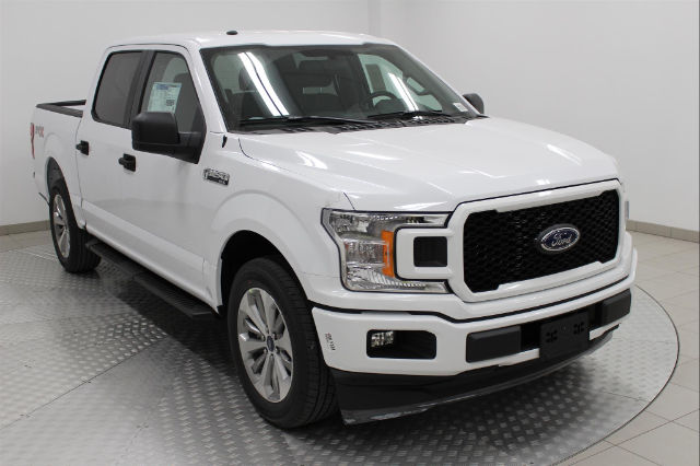 2018 F-150 SuperCrew Cab,  Pickup #J100201 - photo 1