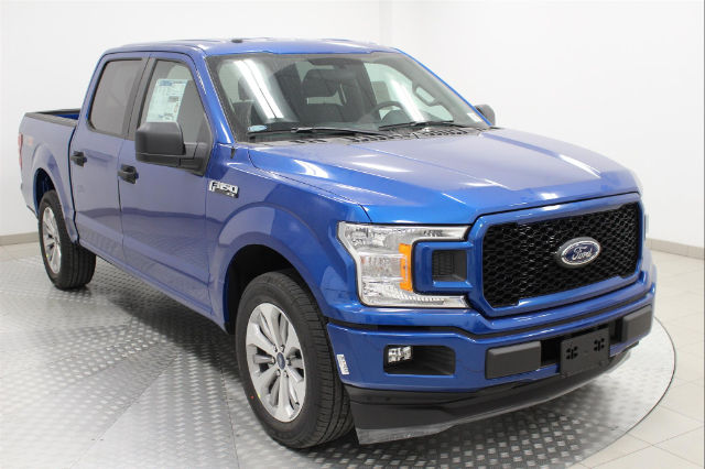 2018 F-150 SuperCrew Cab, Pickup #J100230 - photo 1