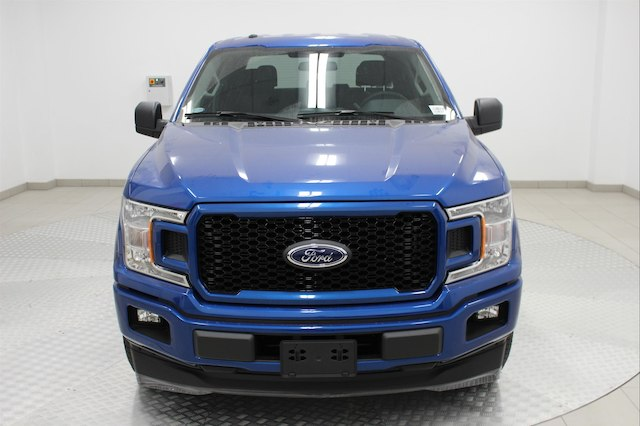 2018 F-150 SuperCrew Cab, Pickup #J100230 - photo 4