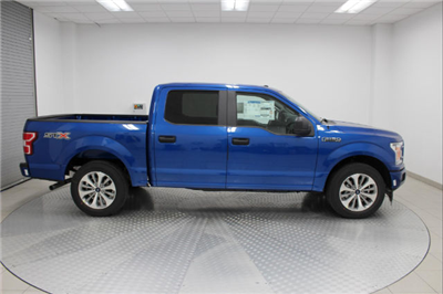2018 F-150 SuperCrew Cab, Pickup #J100230 - photo 3