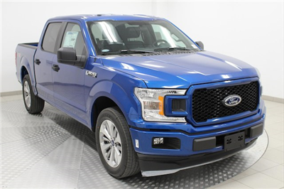 2018 F-150 SuperCrew Cab, Pickup #J100237 - photo 1
