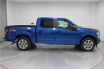 2018 F-150 SuperCrew Cab, Pickup #J100237 - photo 3