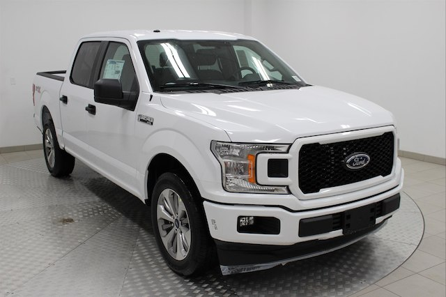 2018 F-150 SuperCrew Cab, Pickup #J100253 - photo 1