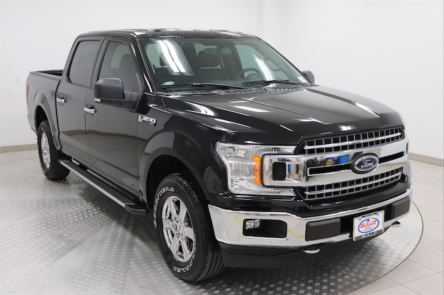 2018 F-150 SuperCrew Cab 4x4,  Pickup #J100290 - photo 1