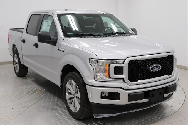 2018 F-150 SuperCrew Cab, Pickup #J100293 - photo 1
