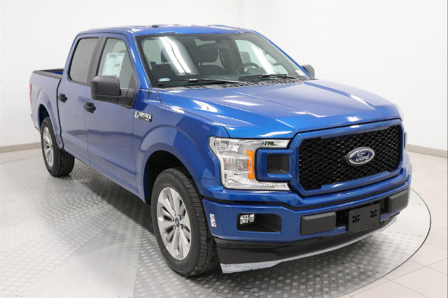 2018 F-150 SuperCrew Cab 4x2,  Pickup #J100303 - photo 1