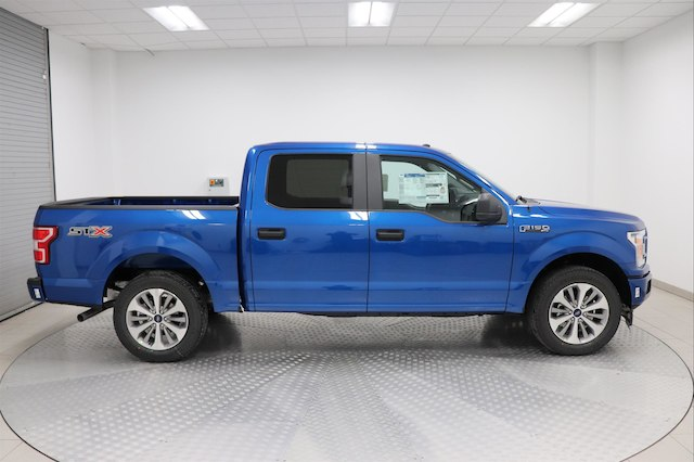 2018 F-150 SuperCrew Cab 4x2,  Pickup #J100303 - photo 3
