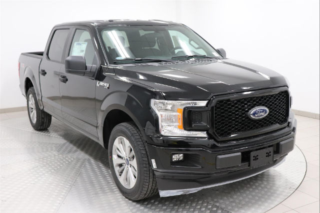 2018 F-150 SuperCrew Cab, Pickup #J100305 - photo 1