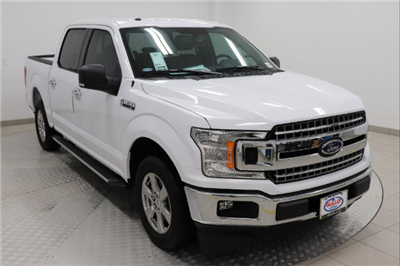 2018 F-150 Crew Cab, Pickup #J100308 - photo 1