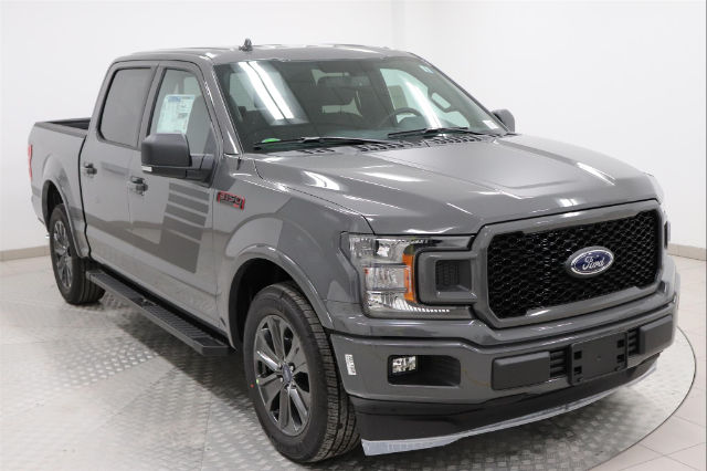 2018 F-150 Crew Cab, Pickup #J100337 - photo 1