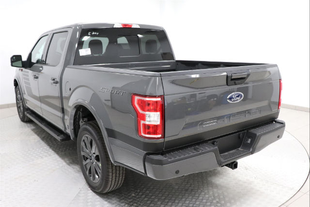 2018 F-150 Crew Cab, Pickup #J100337 - photo 2