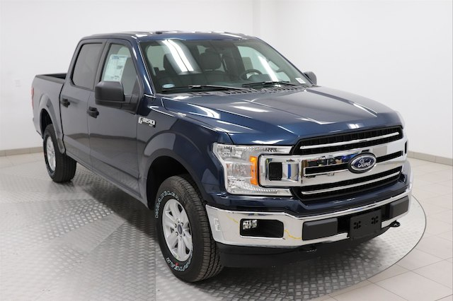 2018 F-150 SuperCrew Cab 4x4,  Pickup #J100377 - photo 1