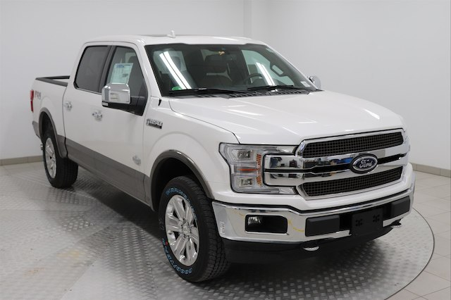 2018 F-150 SuperCrew Cab 4x4,  Pickup #J100419 - photo 1
